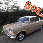 Humber Sceptre Sold