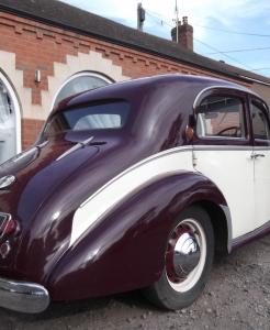 1950 Salmson 61L S4-E