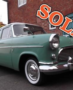 1961 Ford Consul Mark II