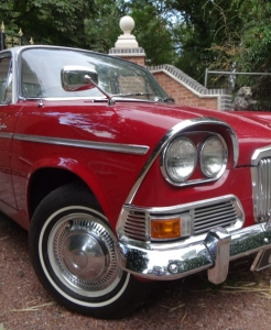 Humber Sceptre Series 1