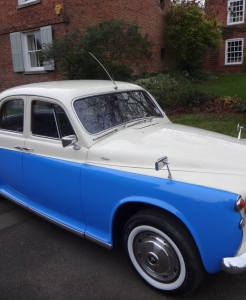 Rover 110 4 door saloon