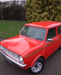 Austin Morris Mini Clubman Estate