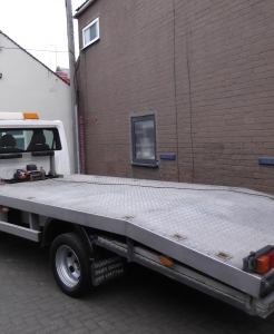 Ford Transit LWB Recovery Vehicle 6-speed Gearbox