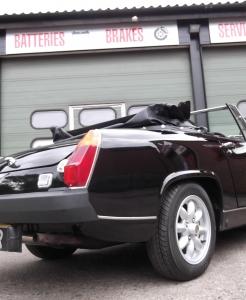 MG Midget 1500 Sport