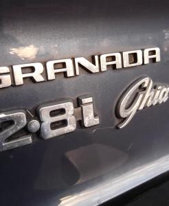 Granada Ghia X
