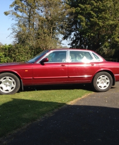 Jaguar XJ 4.0-litre V8 Sovereign