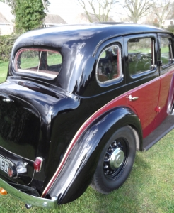 Morris Twelve Four Sliding Head