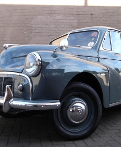 Concourse 1953 Morris Minor
