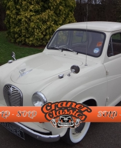Austin A35 4 door saloon