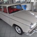 1969 Morris Oxford in Dove Grey and White