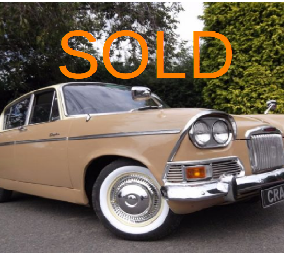 Humber sceptor sold