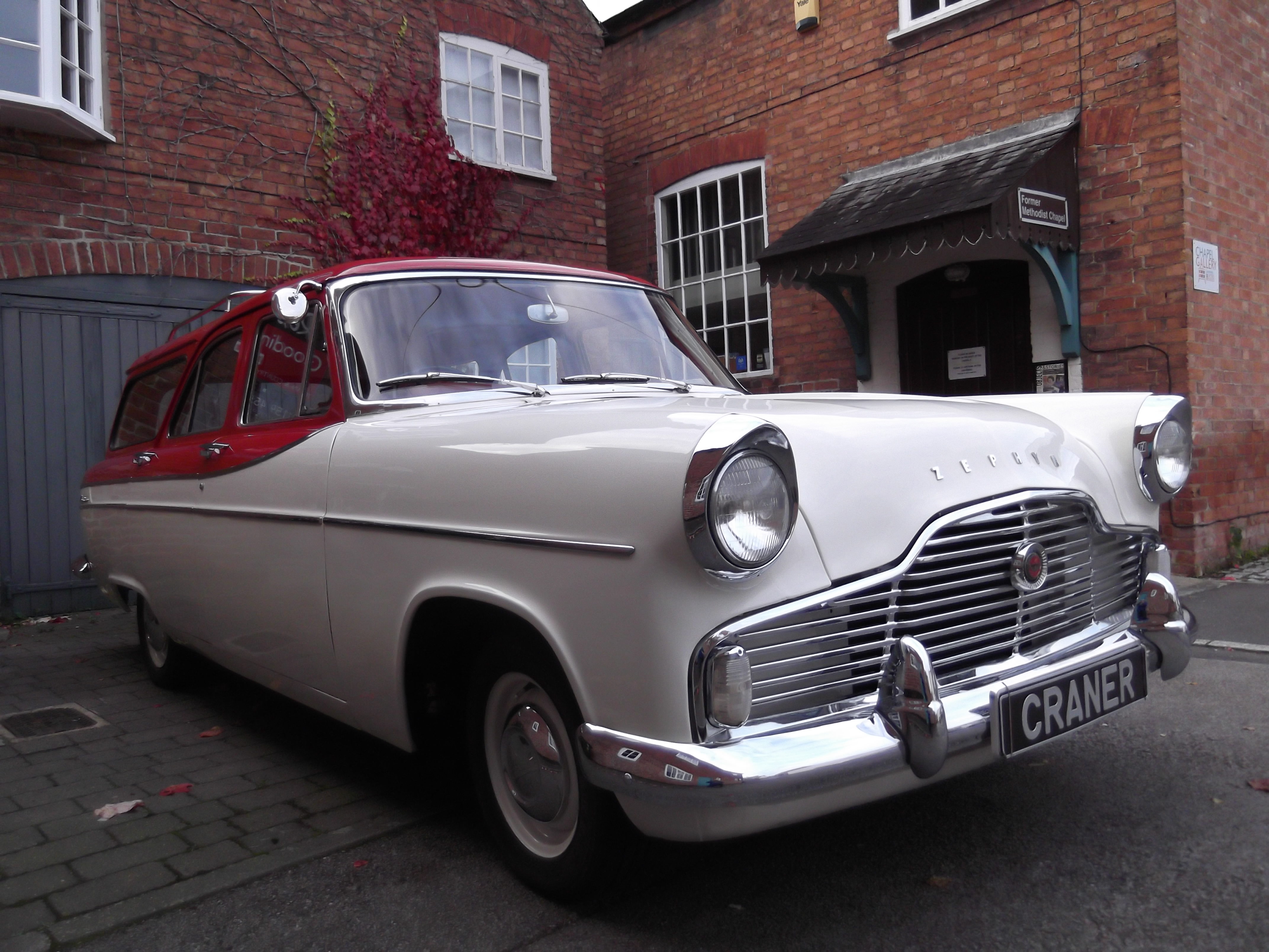 1960 Ford Zephyr Mark II